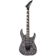 Jackson X Series SL3XDX Silver Crackle