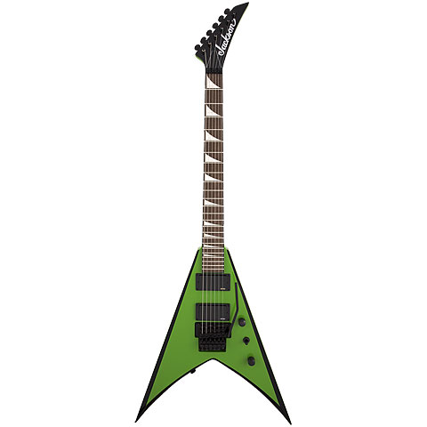 Jackson X Series KVXMG SLM GR W/BLK « Electric Guitar