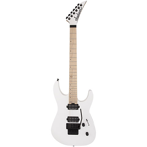 Jackson PRO DK2M Snow White « Guitare électrique