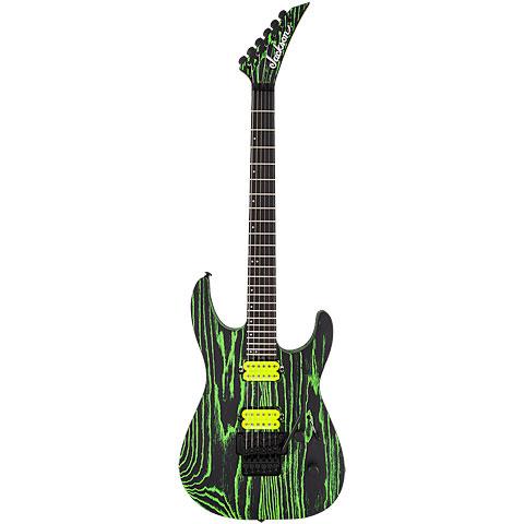 Jackson PRO DK2 Green Glow « Guitare électrique