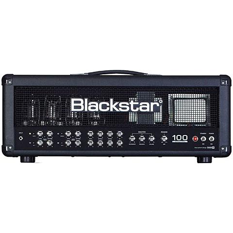Topteil E-Gitarre Blackstar Series One 104 EL34 MESSEWARE