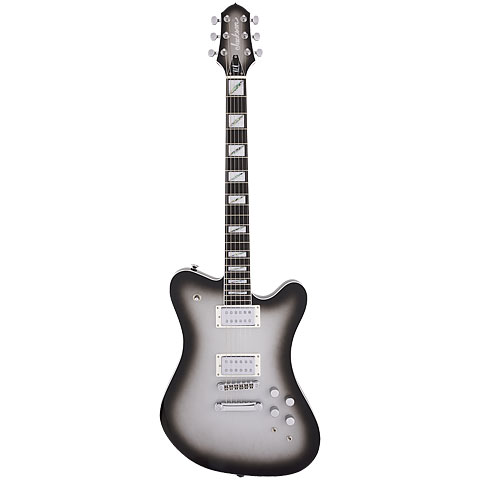 Jackson PRO MM Dominion Silverburst « Guitare électrique