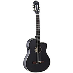 Ortega RCE125SN-BK « Konzertgitarre