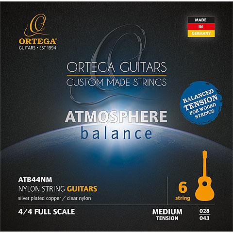 Corde guitare classique Ortega ATB44NM