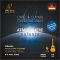 Cuerdas guit. clásica Ortega ATB44NH