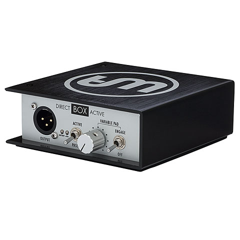 DI-Box/splitter Warm Audio WA-DI-A