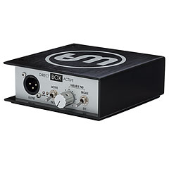 Warm Audio Direct Box Active « DI-Box