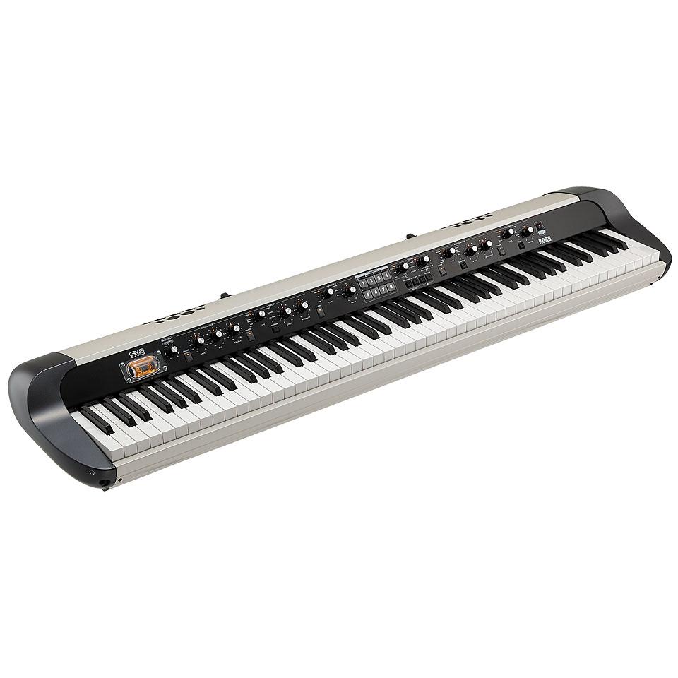 Stagepianos - Korg SV 2 88 S Stagepiano - Onlineshop Musik Produktiv