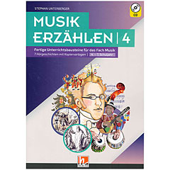 Helbling Musik erzählen 4 « Instructional Book