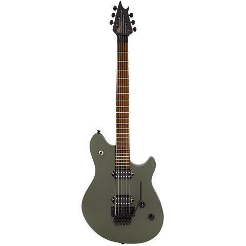 EVH Wolfgang Standard Matte Army Drap « Guitare électrique