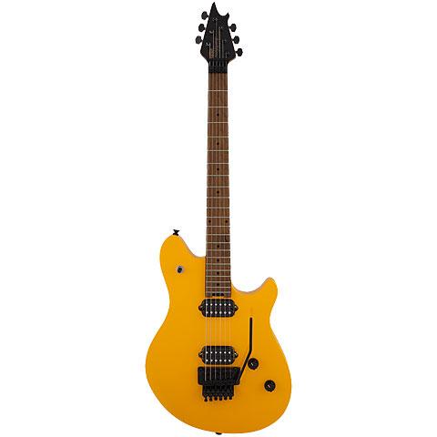 EVH Wolfgang Standard Taxi Cab Yellow « Guitare électrique