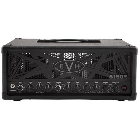 Cabezal guitarra EVH 5150 III 50 Stealth Head