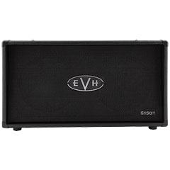 """EVH 5150 III 50S 2x12"""" Cab Black « Baffle guitare élec."""