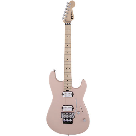 Guitare électrique Charvel Pro Mod San Dimas Style 1 Shell Pink