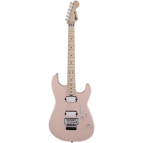 Guitarra eléctrica Charvel Pro Mod San Dimas Style 1 Shell Pink