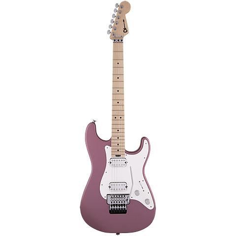 Charvel Pro Mod San Dimas SC1 Satin Burgundy Mist « E-Gitarre