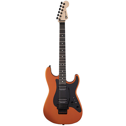 Charvel Pro Mod San Dimas SC1 Satin Orange Blaze « Electric Guitar