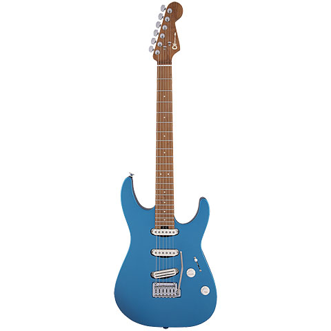 Charvel DK 22 SSS 2PT Electric Blue « Guitare électrique