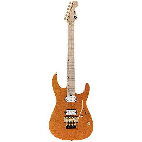 Charvel Pro Mod DK 24 HH FR Dark Amber « Guitare électrique