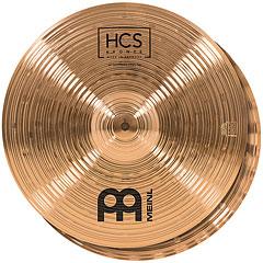"Meinl HCS Bronze 14"" Soundwave Hihat « Cymbale Hi-Hat"