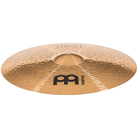 "Cymbale Ride Meinl HCS Bronze 20"" Ride"