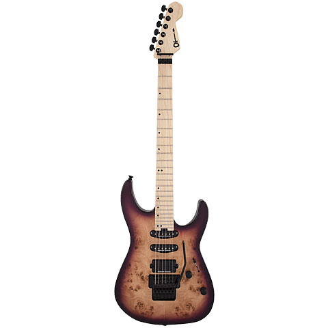 Charvel Pro Mod DK 24P HSS PRPLSNST « E-Gitarre
