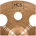 "Crash-Cymbal Meinl HCS Bronze 16"" Trash Crash"