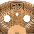 "China-Becken Meinl HCS Bronze 18"" Trash China"