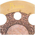 "Cymbale Crash Meinl Byzance Dual 16"" Trash Crash"