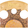 "Cymbale Crash Meinl Byzance Dual 18"" Trash Crash"