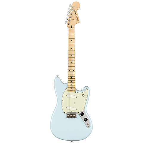 Fender Player Offset Mustang SNB « E-Gitarre