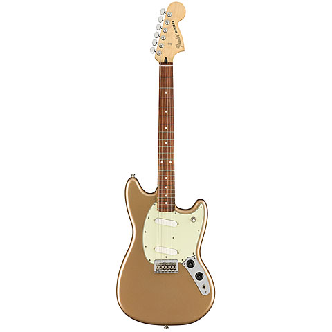 Fender Player Offset Mustang FMG « E-Gitarre