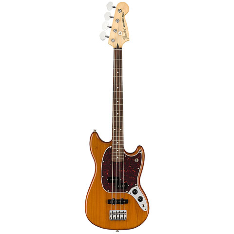 Fender Offset Mustang Bass AGN « Bajo eléctrico