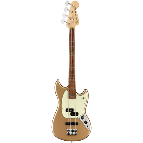 Fender Offset Mustang Bass FMG « Bajo eléctrico