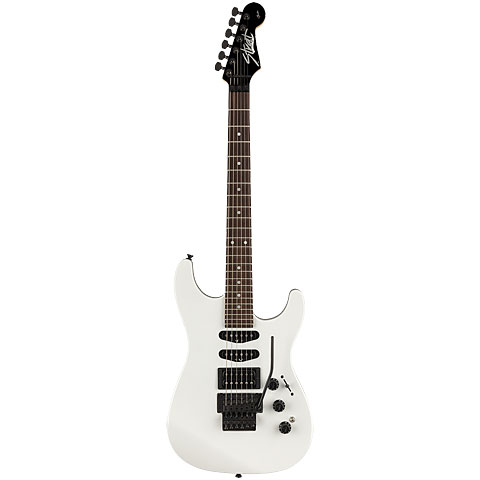 Fender HM Strat Bright White « Guitare électrique
