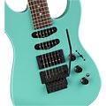 Guitarra eléctrica Fender HM Strat Ice Blue