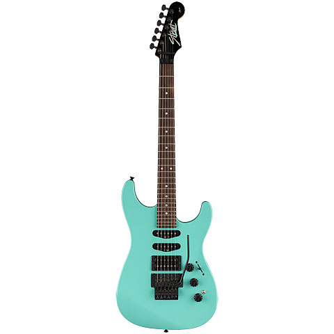 Fender HM Strat Ice Blue « Guitare électrique
