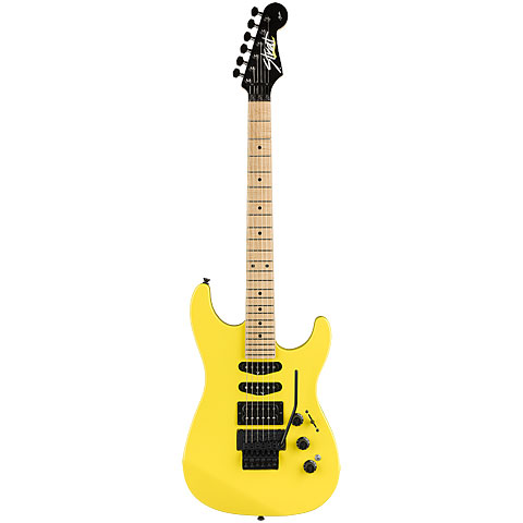 Fender HM Strat Frozen Yellow « Electric Guitar