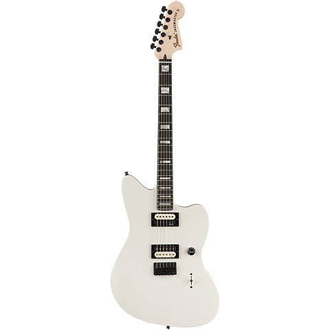 Fender Jim Root Jazzmaster White « Guitare électrique