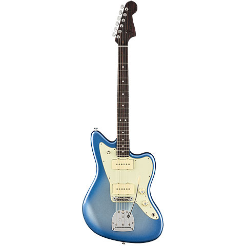 Fender American Pro Jazzmaster Rose ltd. Edition SBM « Guitare électrique