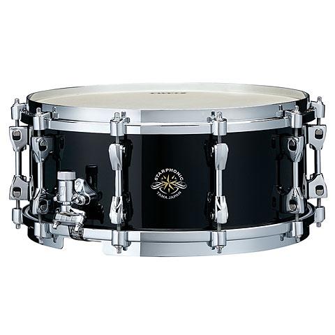 "Caja Tama Starphonic CMP146-PBK 14"" x 6"" Piano Black Concert Snare"