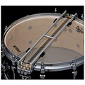 "Caja Tama Starphonic Bravura CMP146MF-PBK 14"" x 6"" Piano Black Concert Snare with Multi Frame"