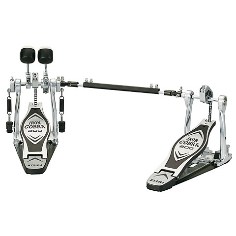 Pedal de bombo Tama Iron Cobra HP200PTWL Left-Footed Twin Pedal