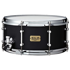 "Tama S.L.P. 14"" x 6,5"" Flat Black Dynamic Kapur Snare « Caja"