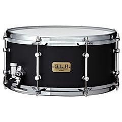 "Tama S.L.P. LKP1465-FBK 14"" x 6,5"" Flat Black Dynamic Kapur Snare « Caisse claire"