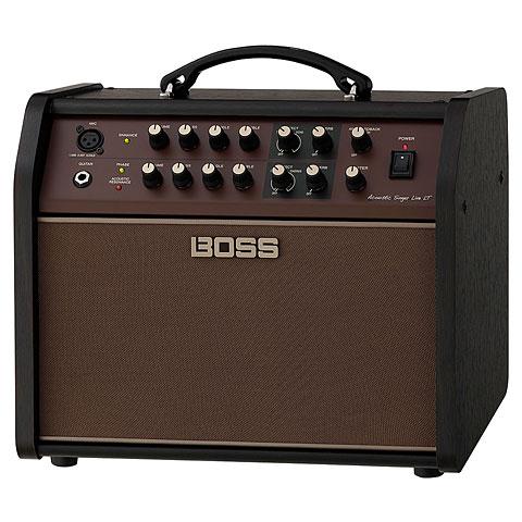 Akustikgitarren-Verstärker Boss Acoustic Singer Live LT