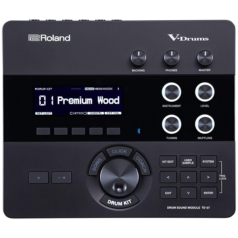 Edrummodule - Roland TD 27 Drum Sound Module E Drum Modul - Onlineshop Musik Produktiv