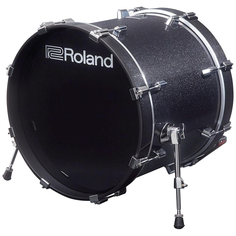Edrumbasspads - Roland KD 200 MS Trigger Bass Drum 20 E Drum Pad - Onlineshop Musik Produktiv