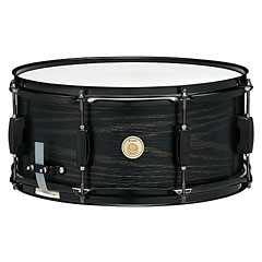 "Tama Woodworks 14"" x 6,5"" Black Oak Wrap « Caisse claire"