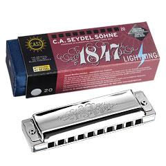 C.A. Seydel Söhne 1847 Lightning D « Harmonica Richter